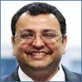 Cyrus P Mistry, Chairman, Tata Sons