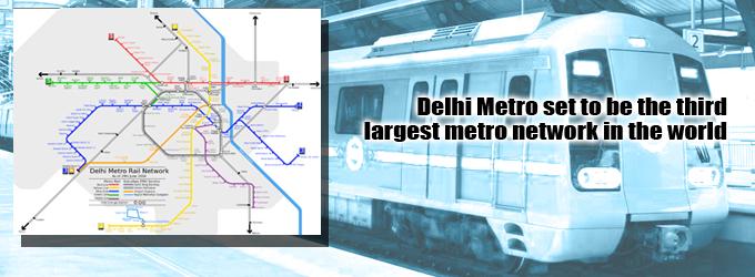 Delhi Metro to cross another milestone| ProjectsToday