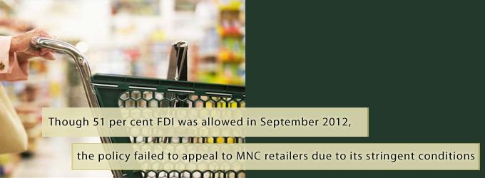 Multi-brand Retail FDI: Caught between politics and policies_ProjectsToday