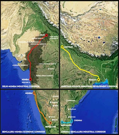 India Industrial Corridor_Projectstoday