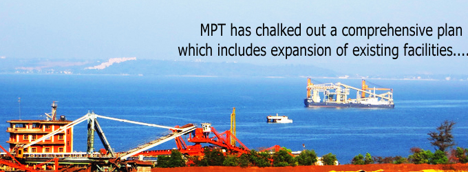 Mormugao Port Trust's expansion plan | ProjectsToday