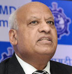 Narendra Kothari, Chairman and Managing Director, NMDC