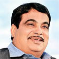 Nitin Gadkari, Union Minister of Road Transport, Highways and Shipping