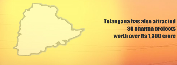 Six month old Telangana attracts mega projects | ProjectsToday