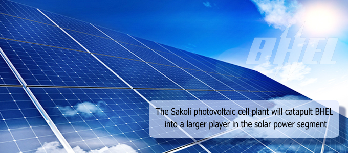 BHEL expanding its footprint in solar power