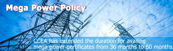 Mega Power Policy Amendments: Relief to power developers