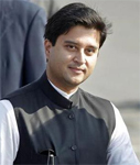 Jyotiraditya Scindia, Minister of Power